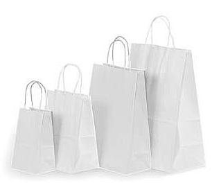 White Paper Gift Bags|Paper Gift Bags|Gift Bags|Paper Shopping ...