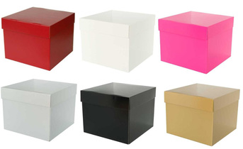 glossy luxury gift boxes