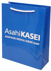 custom paper bags with printed logo
