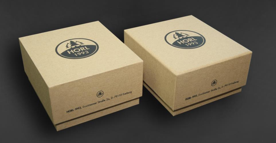 custom printed rigid kraft boxes